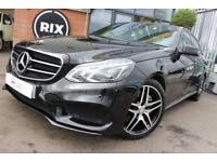 2015 15 MERCEDES-BENZ E-CLASS 3.0 E350 BLUETEC AMG NIGHT EDITION 4D AUTO 255 BHP