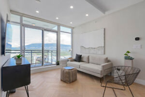 ** Live at the Ritz! VIEWS, 2 bdrm, 2 bath, Fully renovated **