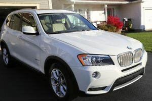 Low Mileage BMW X3