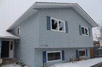 5 Bedroom, 2.5 Bathroom House For Rent in Peace River!!!
