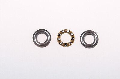 10pcs Axial Ball Thrust Bearing  F3-6m 3mm6 Mm3.5mm 36 3.5mm