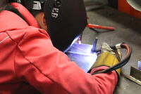 FREE Welding and Metal Fab Training!