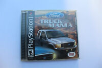 Ford TRUCK MANIA For Playstation 1