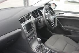 2015 Volkswagen Golf 1.4 TSI Match 122PS DSG Petrol black Semi Auto
