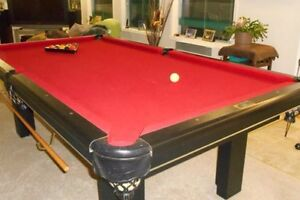 **REDUCED** Dufferin Victoria Pool Table