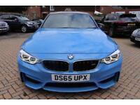 2015 65 BMW M3 3.0 M3 4D AUTO 426 BHP