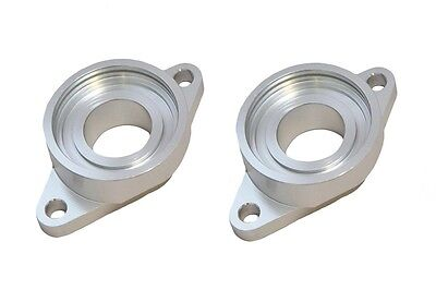 Billet Stock to HKS BOV Adapter Fits Nissan GTR R35 ALL by Torque Solution