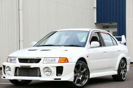 Mitsubishi Lancer Evolution Fresh Import/Rustfree!! Just ARRIVED