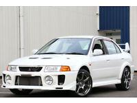 Mitsubishi Lancer Evolution Fresh Import/Rustfree!! Just ARRIVED