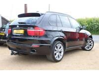 2008 S BMW X5 4.8 I M SPORT 5D 350 BHP