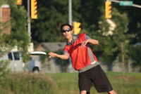 Play Ultimate Frisbee in Owen Sound!