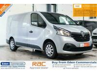1d4834a46b 2015 65 RENAULT TRAFIC 1.6 SL27 BUSINESS PLUS ENERGY WHITE PANEL VAN