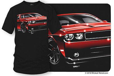 Dodge Challenger - Muscle Car T-Shirt - Challenger t-Shirt - $19.99