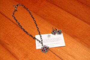 myka jewellery set