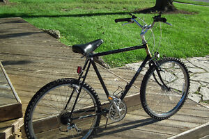4 Mountain Bikes Tuned Up Lubed  Excellent Condition Can Deliver