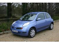 AUTOMATIC Nissan Micra 1.2 SE done 77984 Miles with SERVICE HISTORY and NEW MOT