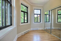 Charming & Cozy 3 br's Apt.available in the Heart of Westmount