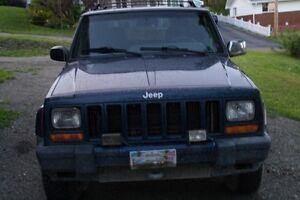 2001 Jeep Cherokee VUS