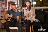 Acoustic Duet for Weddings & Events
