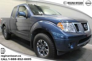 2014 Nissan Frontier King Cab PRO-4X 4X4 6sp