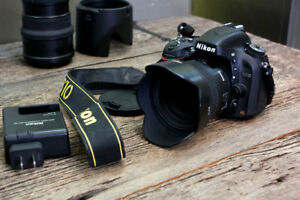 Nikon D610 with sigma 50mm f1.4 for sale