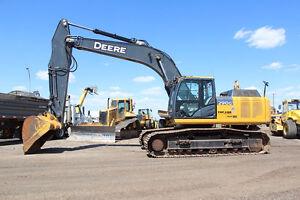 2011 John Deere 290G LC Excavator