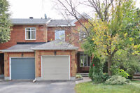 Move in ready 3 bed 3 bath townhouse in Kanata!