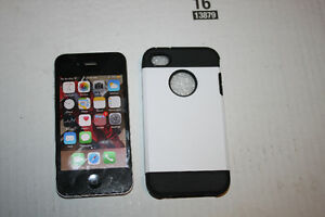 iPhone 4S Bell  with Tempered Glass Screen Protector