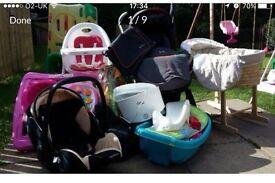 Bumper baby bundle