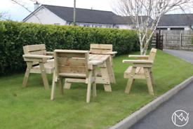 5 piece garden furniture set