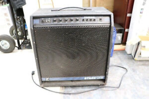 **TURN UP THE VOLUME** Yorkville Stage 120B Bass Amp (#17148)