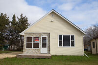 Turn-Key Home For Sale In Arborg. Ready To Move In!
