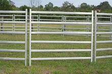 CATTLE/HORSE PANELS - 6 RAIL Burpengary Caboolture Area Preview