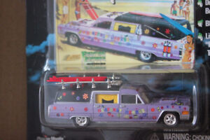 1999 HEAVENLY HEARSE (VIEW OTHER ADS)  1:64 Scale