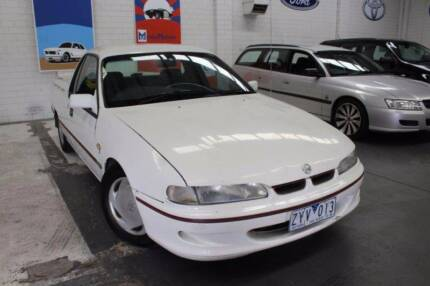 1997 Holden Commodore S-PACK Ute AUTO