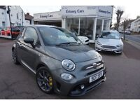 Abarth 500 1.4 16v T-Jet 145HP (grey) 2017