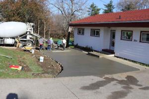 Clarke's concrete & restoration