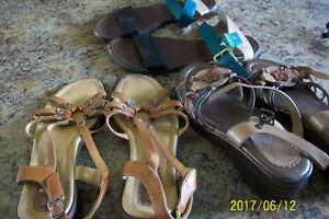 sandale état neuves gr;8-8.5
