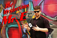 The Mysterious Mr. E Magician- Birthday Parties & Special Events
