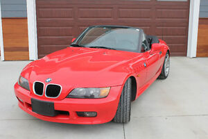 1997 BMW Z3 Convertible Roadster Mint Condition