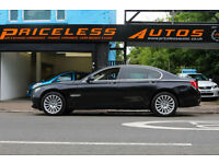 2008 BMW 730 3.0TD auto SE NEW SHAPE, EXTENDED LEATHER, NAV, CAMERA