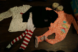 Baby girl clothes lot 12-24m