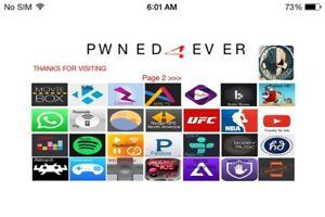 Free movies/TV/sports/music on any iPhone ipad appletv4