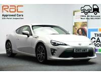2017 Toyota GT86 D-4S Auto Coupe Petrol Automatic