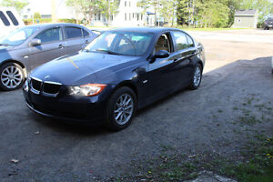 2006 BMW 3-Series cuir Berline