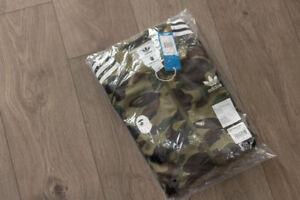Adidas Bape Track Jacket Olive size L