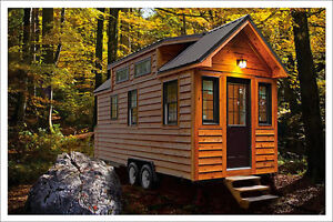 In need of space to park Tiny Home for year round living!