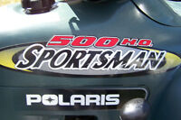 2002 Polaris Sportsman HO 500