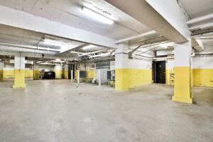 Indoor parking Downtown Montreal $ 300 a month negotiable