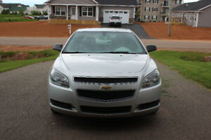 2012 Chevy Malibu Low Mileage